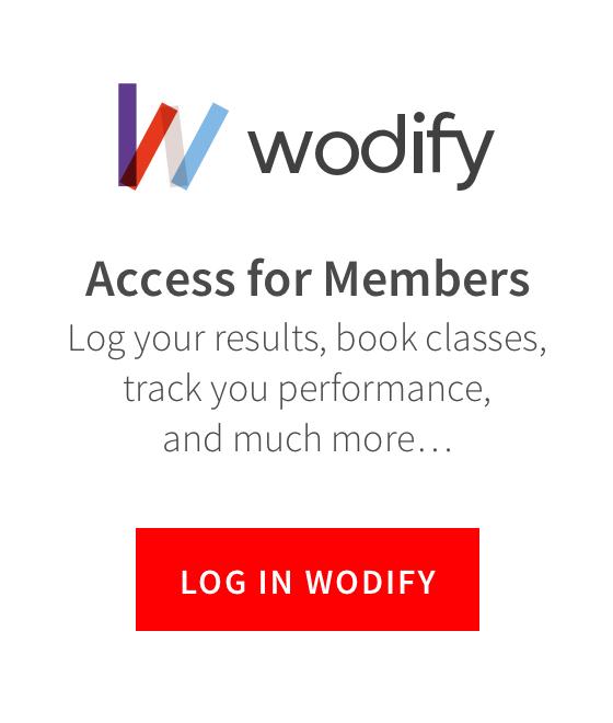 Wodify Core - Log In